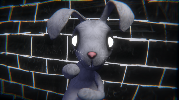 A Rabbit for Tim... by surrealdeamer