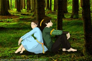 Robin and Marion by fortheloveofpizza