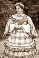 2011 Queen Victoria Day bodice by Cuddlyparrot
