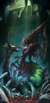 StarCraft - Hail to the Queen, baby! by SamwiseDidier