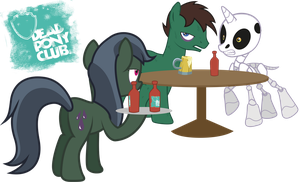 Dead Pony Club by Stainless33