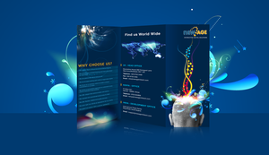 New Age Brochure by prkdeviant