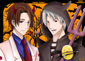 Happy Halloween by Martelca
