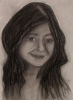 Charcoal Girl by HannahLouLou