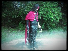 My Vincent Valentine Costume by Metallica005