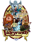 Labyrinth Poster- Final by babewithepower