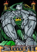 Doctor DOOM by comical-artist