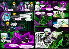 Danny Phantom Rebirth Pg 19+20 by slifertheskydragon