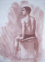 Figure Drawing 7 by lithriel