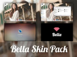 Bella Skin Pack by hawen005