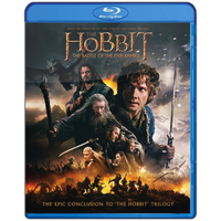 The Hobbit The Battle of the Five Armies by prestigee