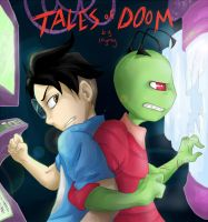 Tales of Doom Cover 3 by 10yrsy