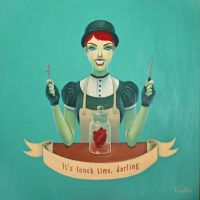 It's lunch time, darling by novac