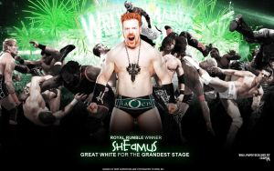 Royal Rumble: Great White for the Grandest Stage by i-am-71