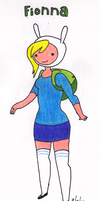 Fionna by dancefever92