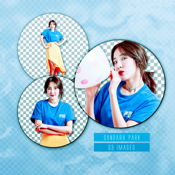 Sandara Park PNG Pack #3 by deegrphx
