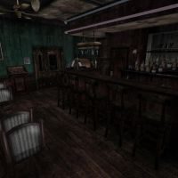 [Silent Hill 2] Bar by shprops4xnalara