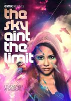 The Sky Aint The Limit by denzoo