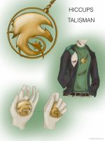Hiccups Talisman by Fate221
