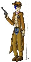 Christopher, the sheriff by charmedlyon