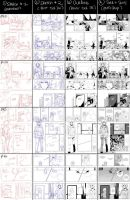 Process of Comic Pages by Hetalia-Canada-DJ