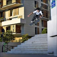 Anthony - Tre Flip by SnoopDong