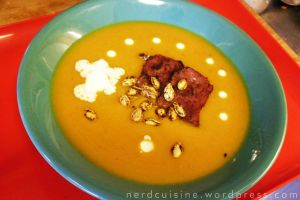 Butternut Squash Soup by oskila