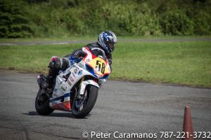 Mid corner on the motorcycle by Caramanos2000
