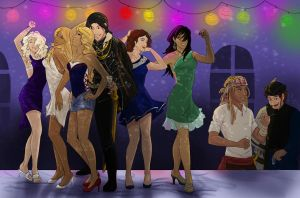 Get The Party On by abosz007