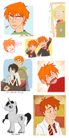 Harry Potter Gift Artz by Weasley-Detectives