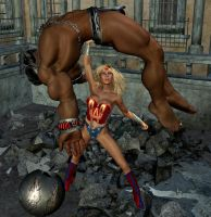 Wrecking Ball Defeated by ladytania