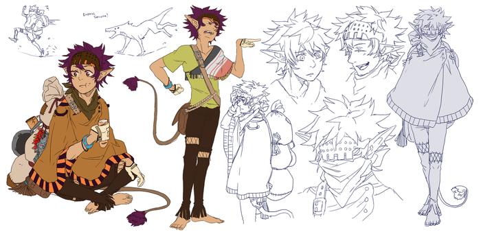 Unnamed Character Sheet by Nyyq