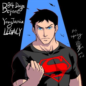 Young Justice Legacy count down 04 by riyancyy777