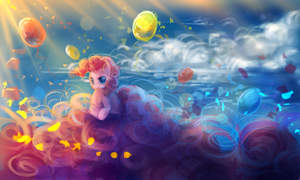 MLP: Pinkie pie FLOOOFFF by AquaGalaxy