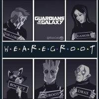 We Are Groot by RickCelis