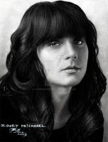 Zooey Deschanel by LivieSukma