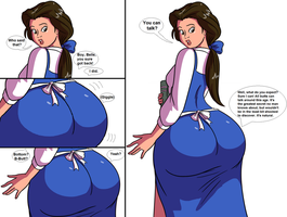 Belle Bottom Epilogue by 77Rossman
