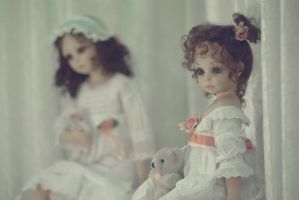 The Dolls by forgotten-tale