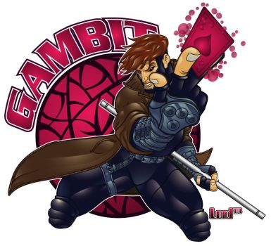 Gambit by lordmesa