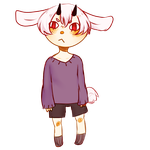 Lapin doodle by HoboPanda