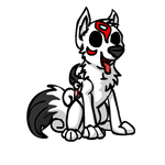 Amaterasu pup by Neyonic