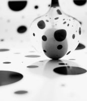Black Dots2 by blankearthdesign