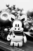 Percy Pig Vinylmation by LDFranklin