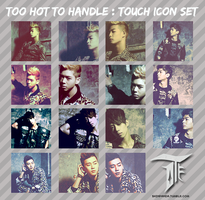 ICONS : Too Hot To Handle by chazzief