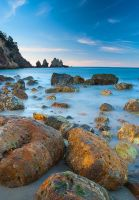 Otama Bay ROCKS by mark-flammable