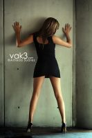 On the wall by Vak3