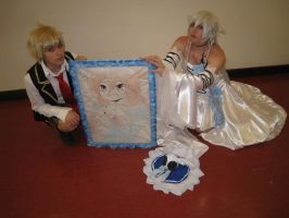 Pandora Hearts - Alice and Oz by Nekucosplay