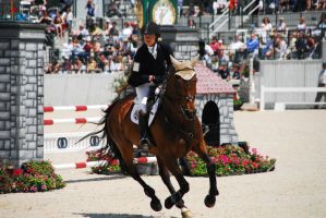 Rolex09 ShowJumping 18 by zeeplease