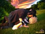 Kiss Me by Sasu-Cosplay