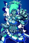 :five fifty jade fists: by PoisonRemedy